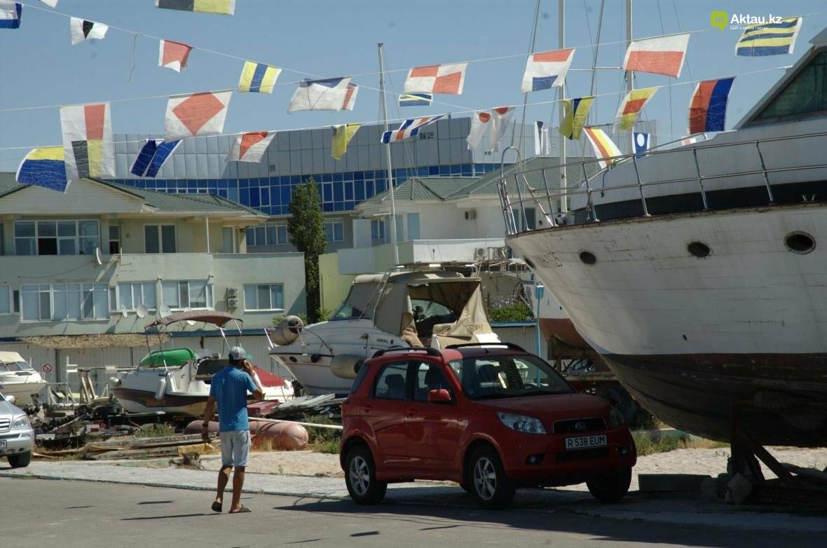 В Актау стартовала 26-я крейсерская регата. Видео, фото-12