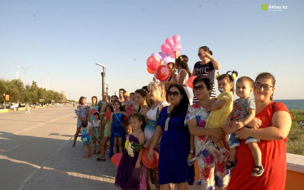 Жительницы Актау рассказали, что для них означает быть женственной. Видео, фото-2