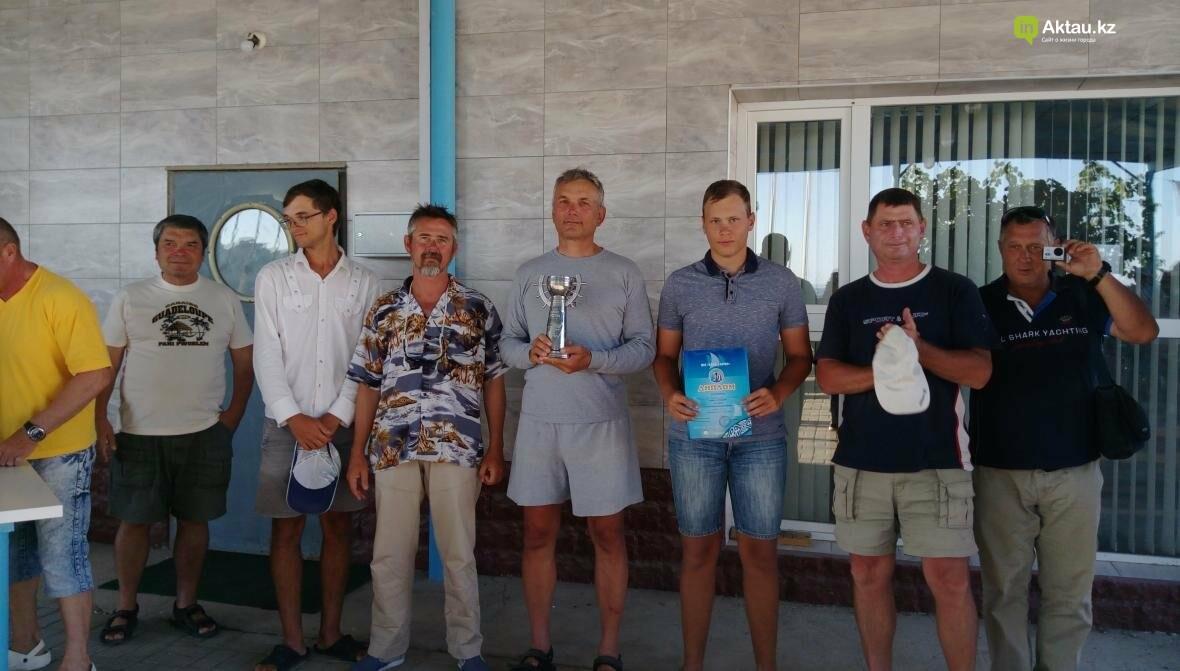 Определены победители XXVI Международной Каспийской парусной регаты. Видео, фото-3