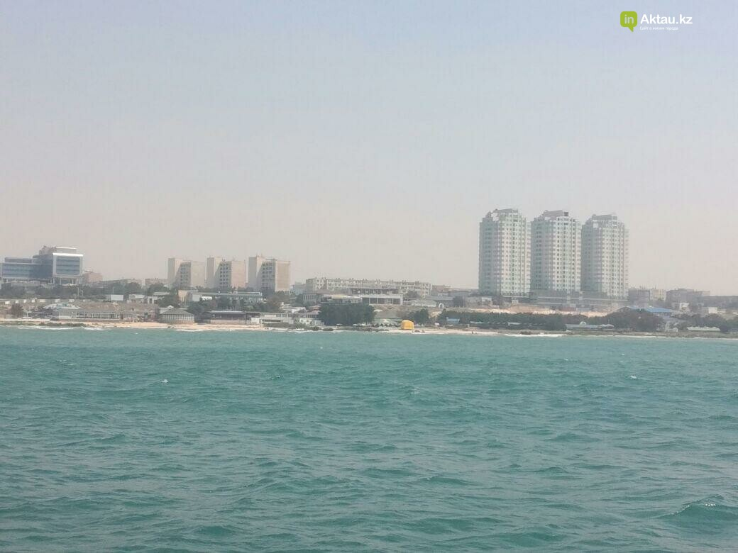 В Актау открываются экскурсионно-прогулочные туры на судне-катамаране (Видео), фото-7