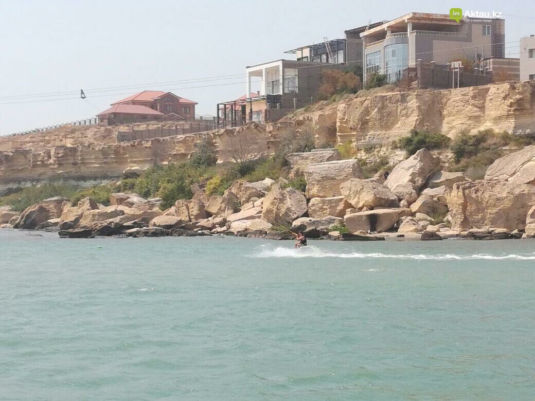 В Актау открываются экскурсионно-прогулочные туры на судне-катамаране (Видео), фото-8