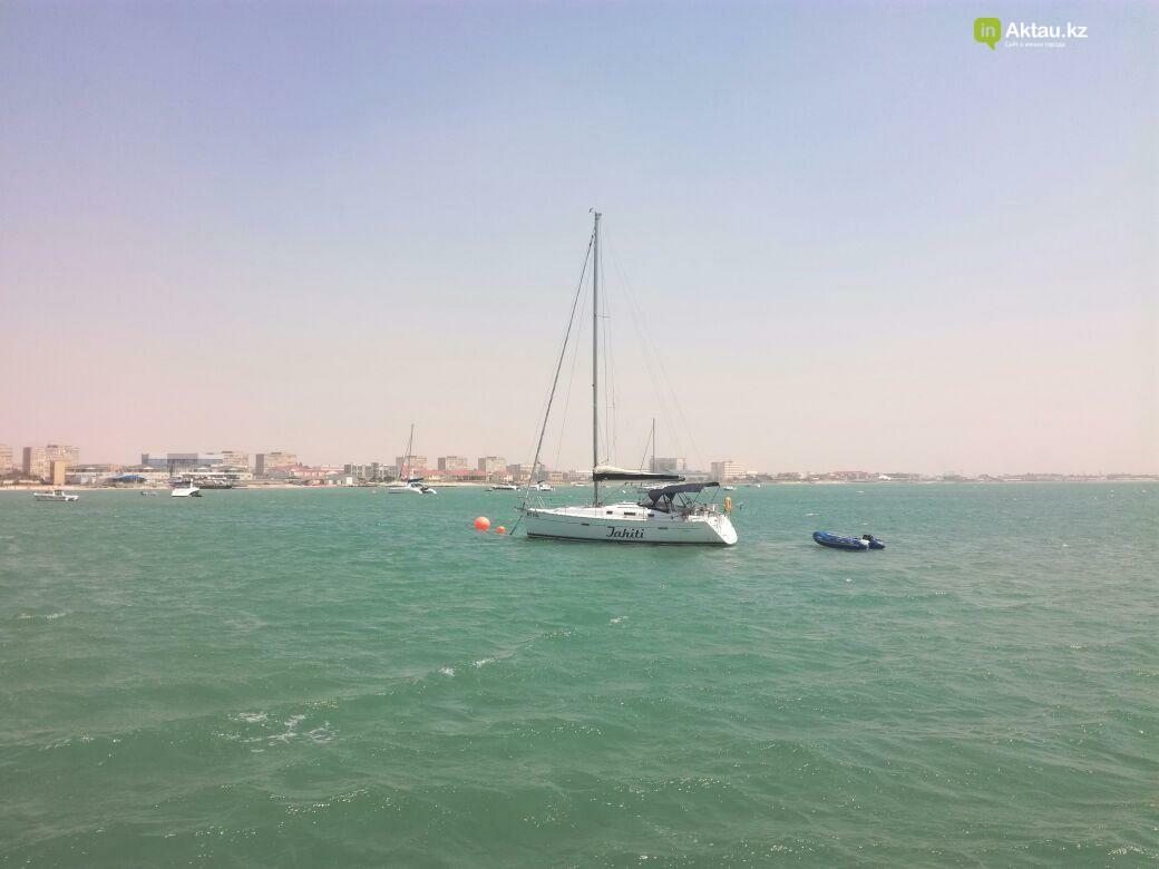 В Актау открываются экскурсионно-прогулочные туры на судне-катамаране (Видео), фото-5