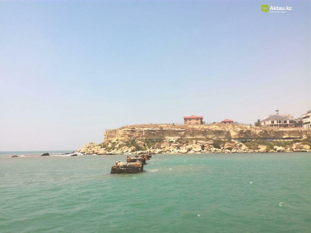 В Актау открываются экскурсионно-прогулочные туры на судне-катамаране (Видео), фото-4