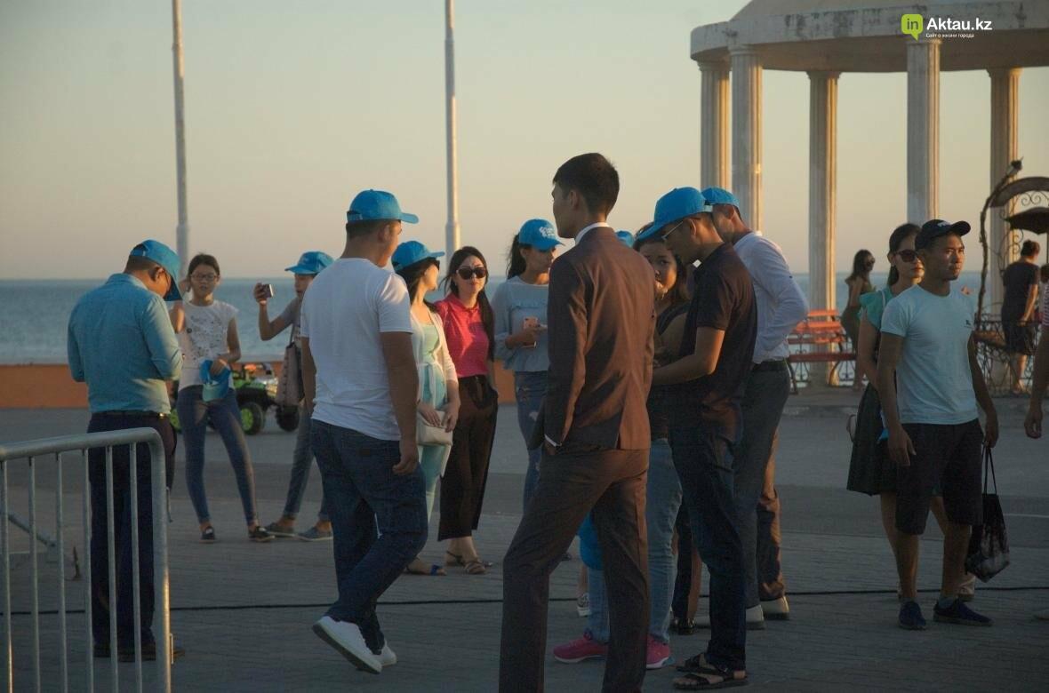Как жители Актау провели День Каспия (Видео), фото-8
