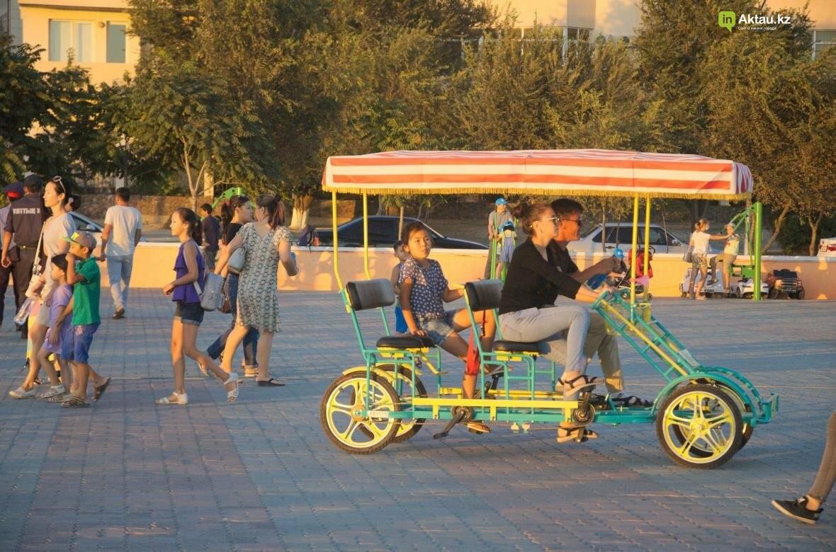 Как жители Актау провели День Каспия (Видео), фото-15