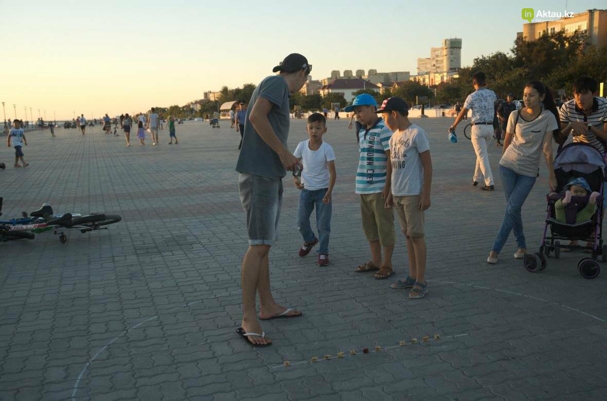 Как жители Актау провели День Каспия (Видео), фото-3