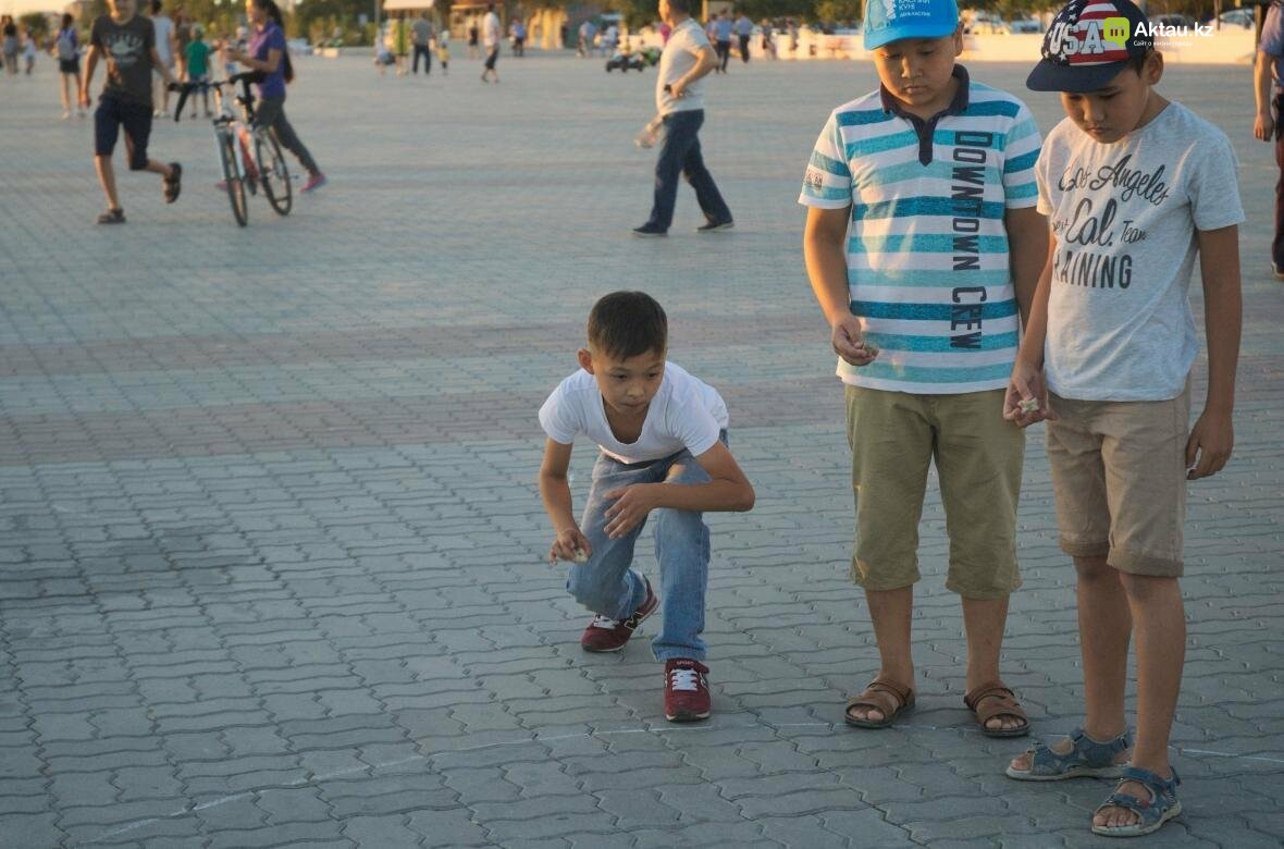 Как жители Актау провели День Каспия (Видео), фото-6