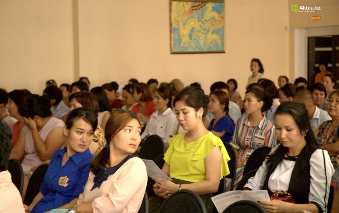 """В """"Білім-Инновация"""" лицейі  подняли вопросы по воспитательной работе, фото-3"""