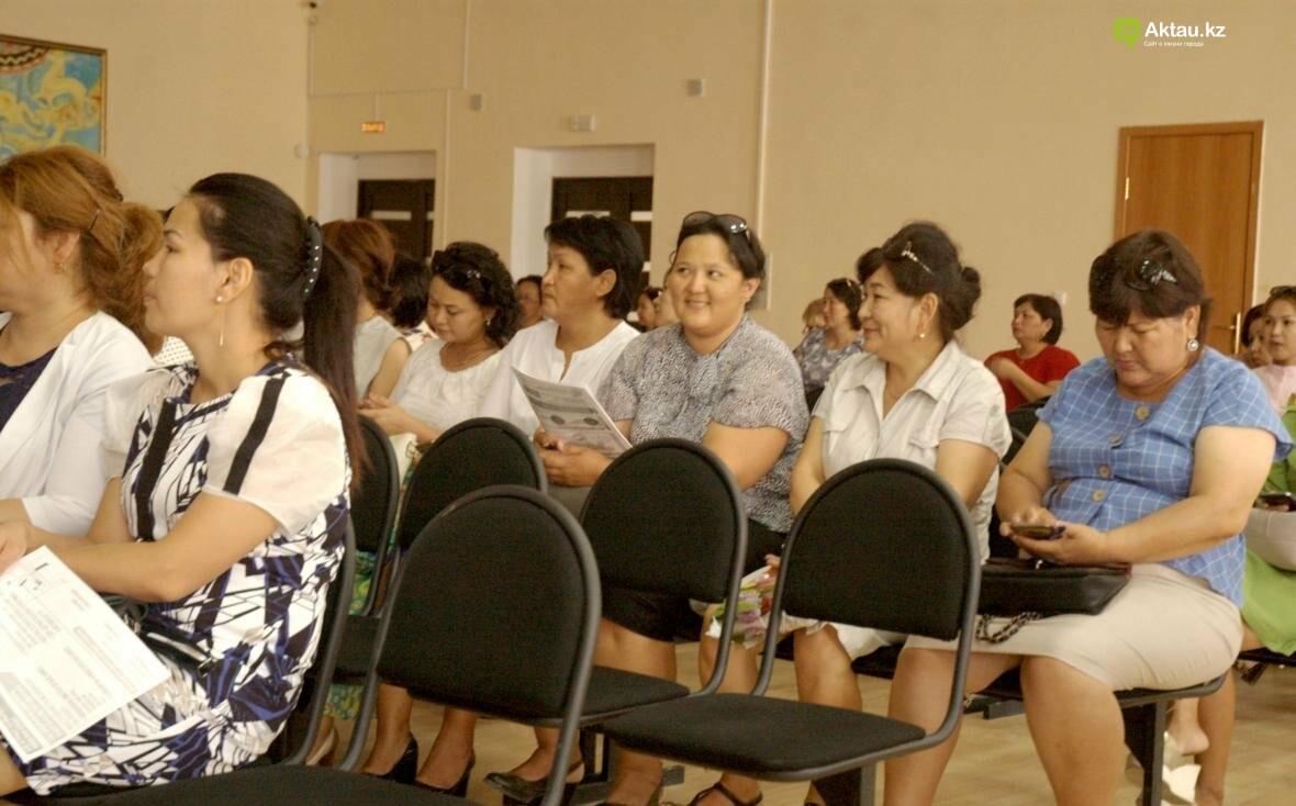 """В """"Білім-Инновация"""" лицейі  подняли вопросы по воспитательной работе, фото-2"""