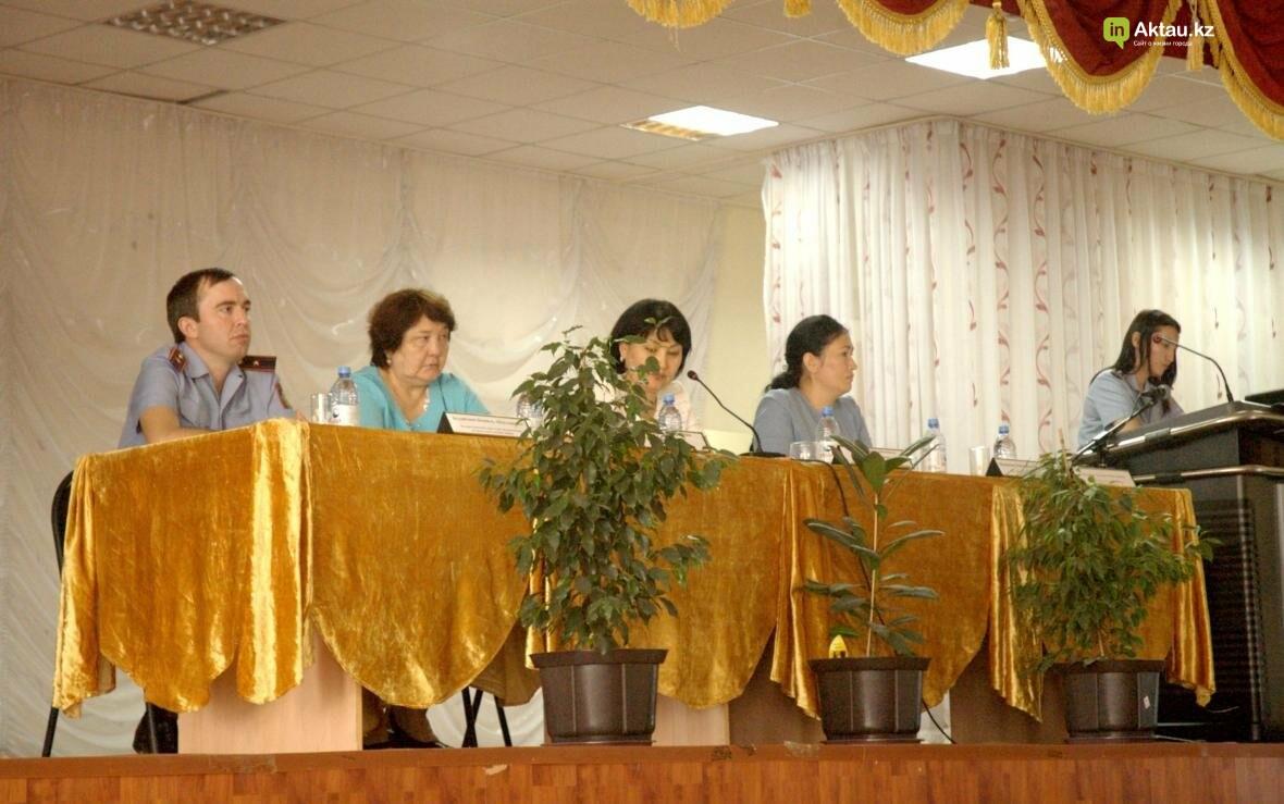 """В """"Білім-Инновация"""" лицейі  подняли вопросы по воспитательной работе, фото-4"""