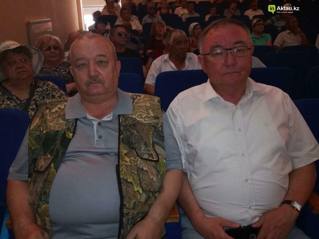 Жители Актау проводили Виктора Нечаева в последний путь (Видео), фото-2