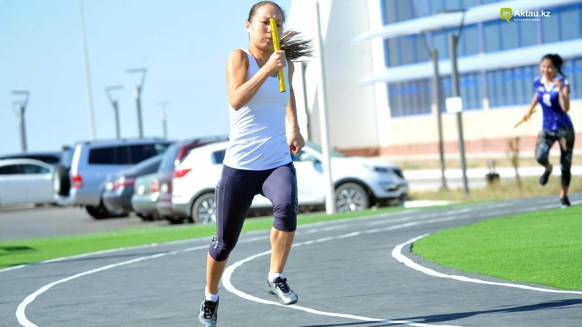 В Актау на прошедшей спартакиаде были определены самые сильные и быстрые спортсмены (Фото), фото-7