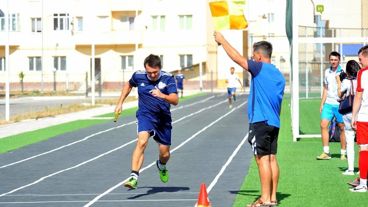 В Актау на прошедшей спартакиаде были определены самые сильные и быстрые спортсмены (Фото), фото-10