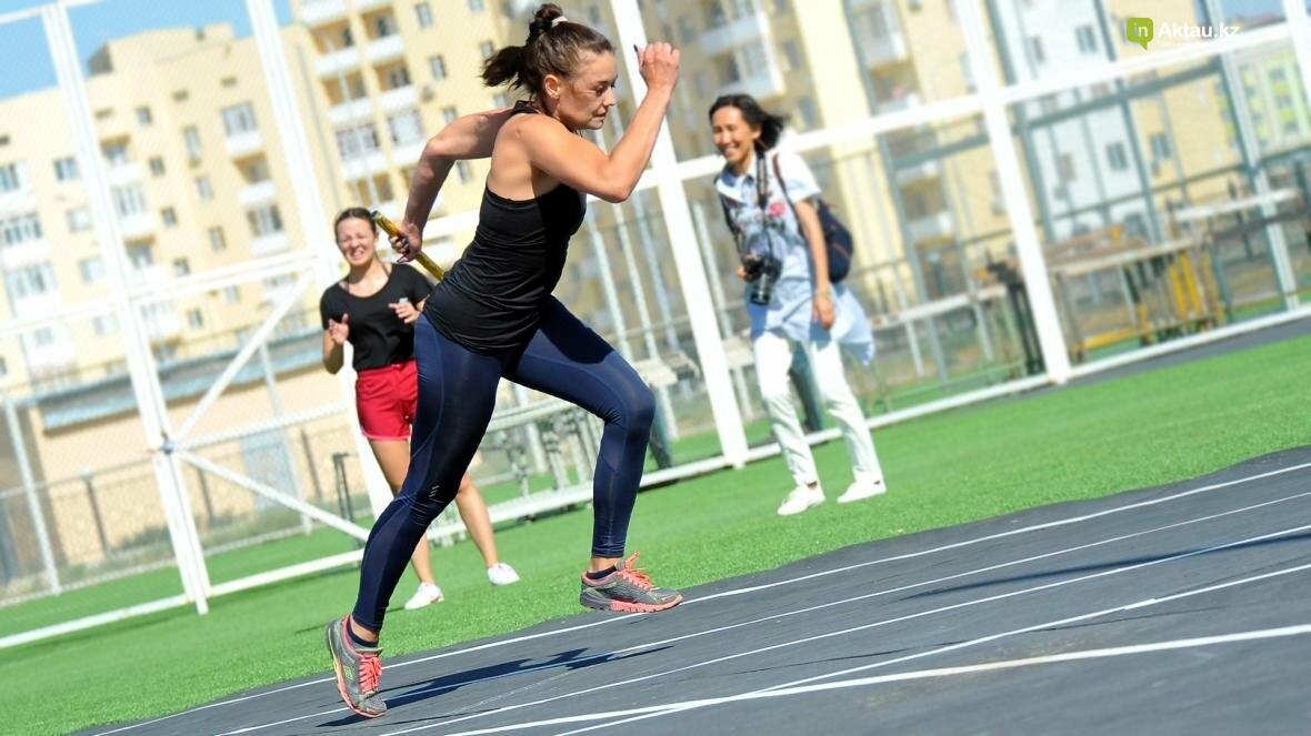 В Актау на прошедшей спартакиаде были определены самые сильные и быстрые спортсмены (Фото), фото-8