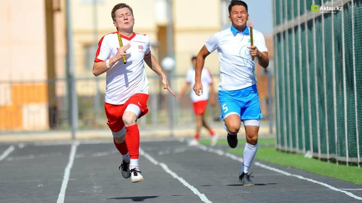 В Актау на прошедшей спартакиаде были определены самые сильные и быстрые спортсмены (Фото), фото-9