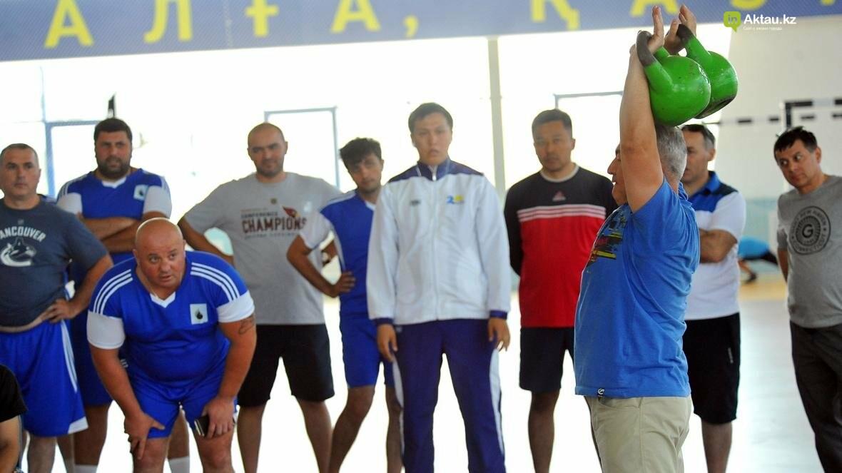 В Актау на прошедшей спартакиаде были определены самые сильные и быстрые спортсмены (Фото), фото-3