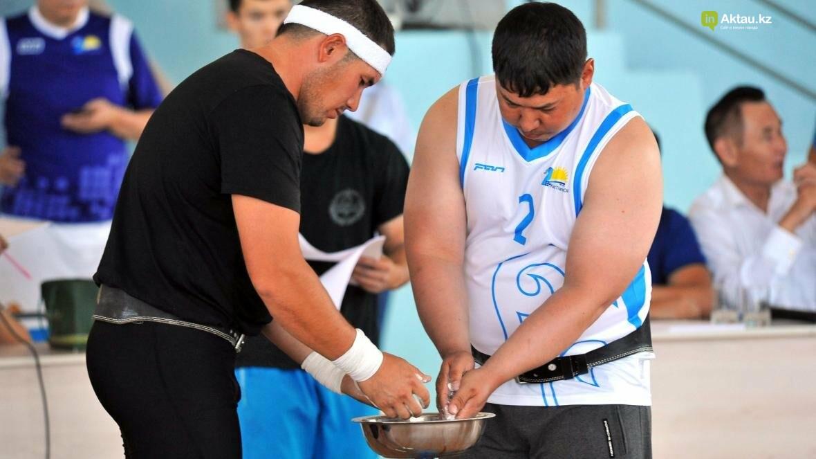 В Актау на прошедшей спартакиаде были определены самые сильные и быстрые спортсмены (Фото), фото-4