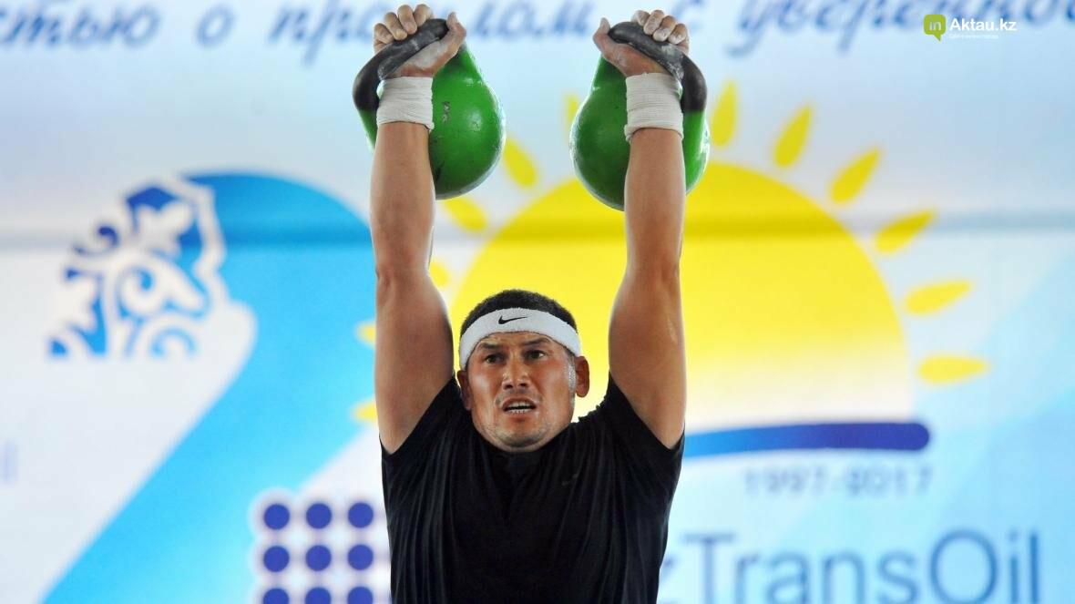 В Актау на прошедшей спартакиаде были определены самые сильные и быстрые спортсмены (Фото), фото-2