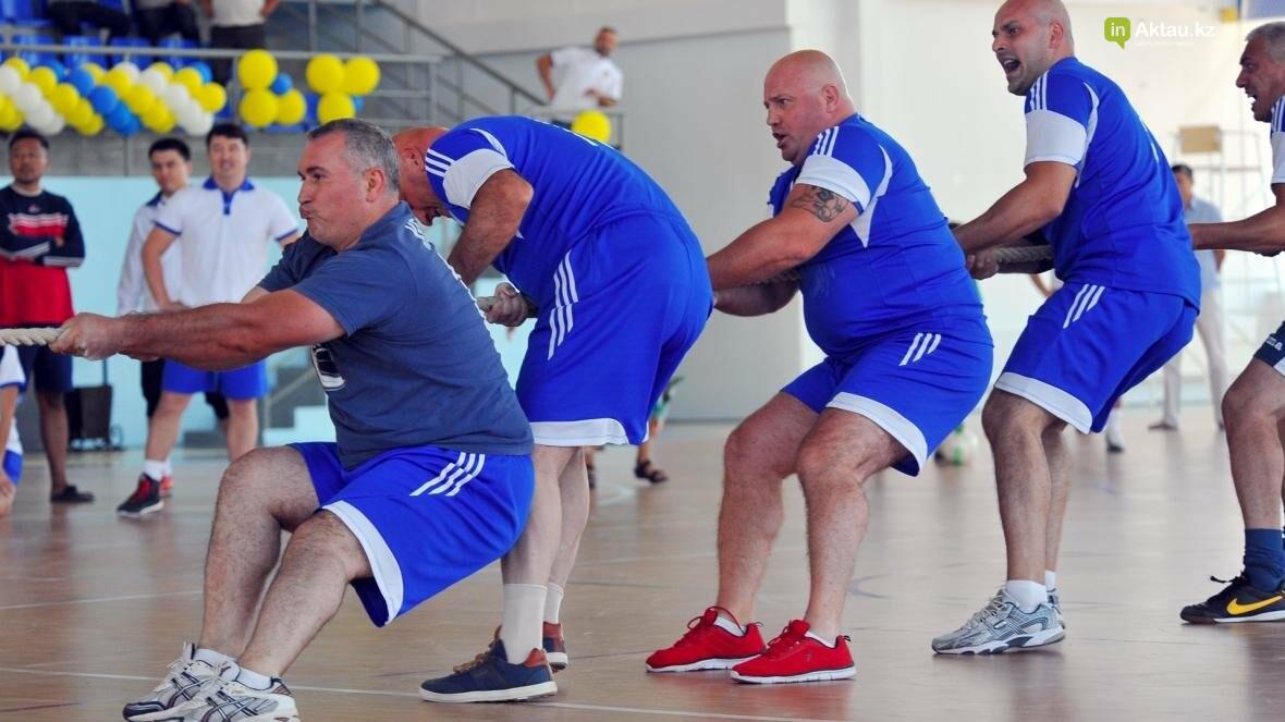 В Актау на прошедшей спартакиаде были определены самые сильные и быстрые спортсмены (Фото), фото-11