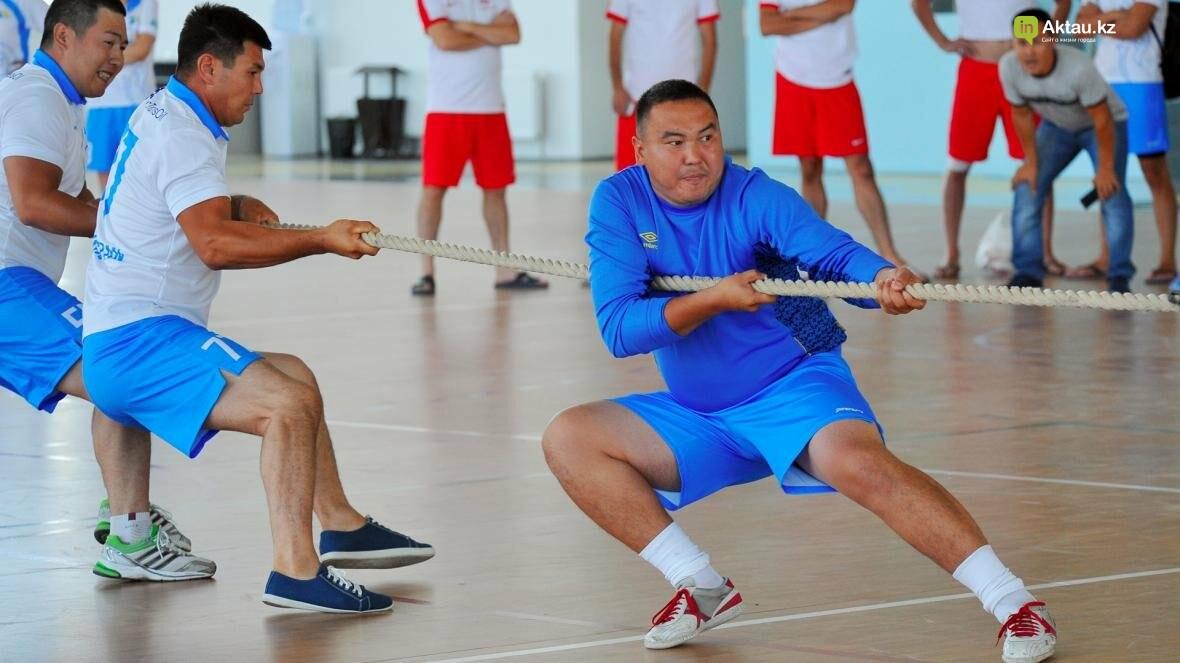 В Актау на прошедшей спартакиаде были определены самые сильные и быстрые спортсмены (Фото), фото-13