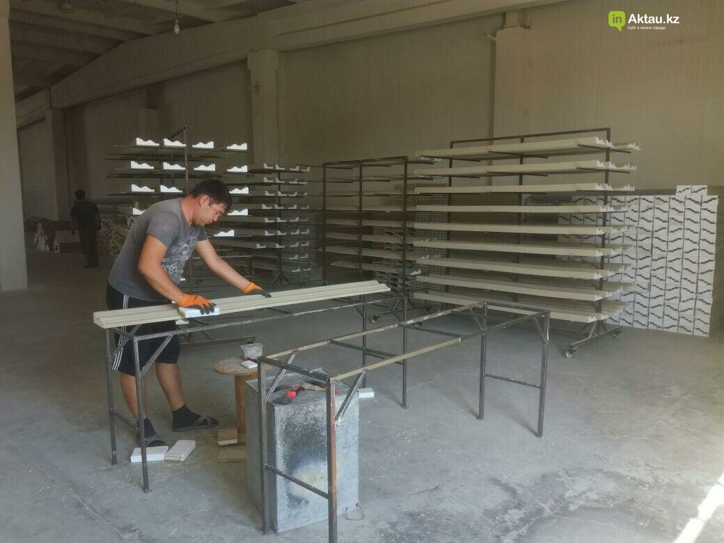 В Актау открылся Индустриальный парк для предпринимателей (Видео), фото-4