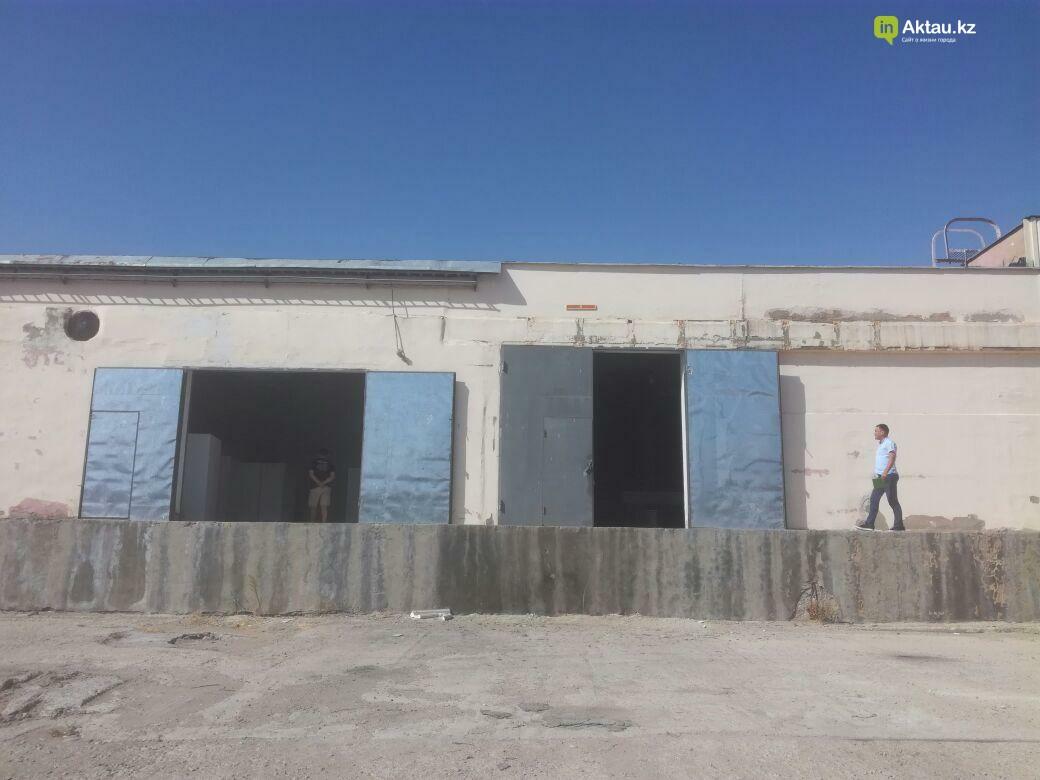 В Актау открылся Индустриальный парк для предпринимателей (Видео), фото-5