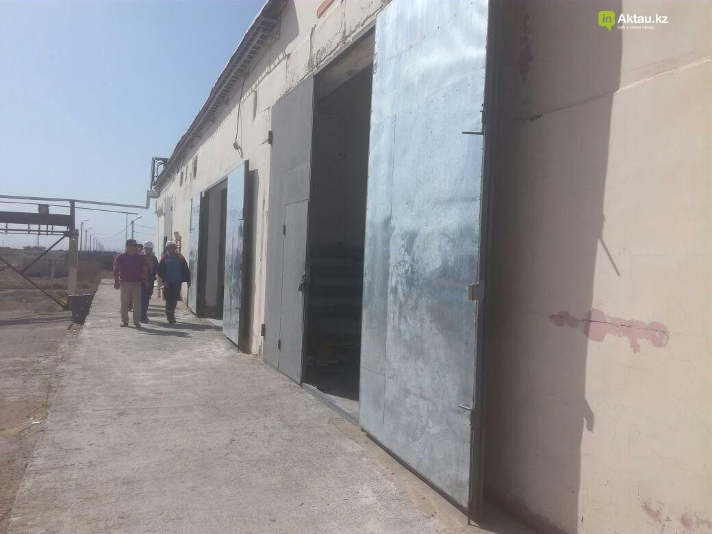 В Актау открылся Индустриальный парк для предпринимателей (Видео), фото-6