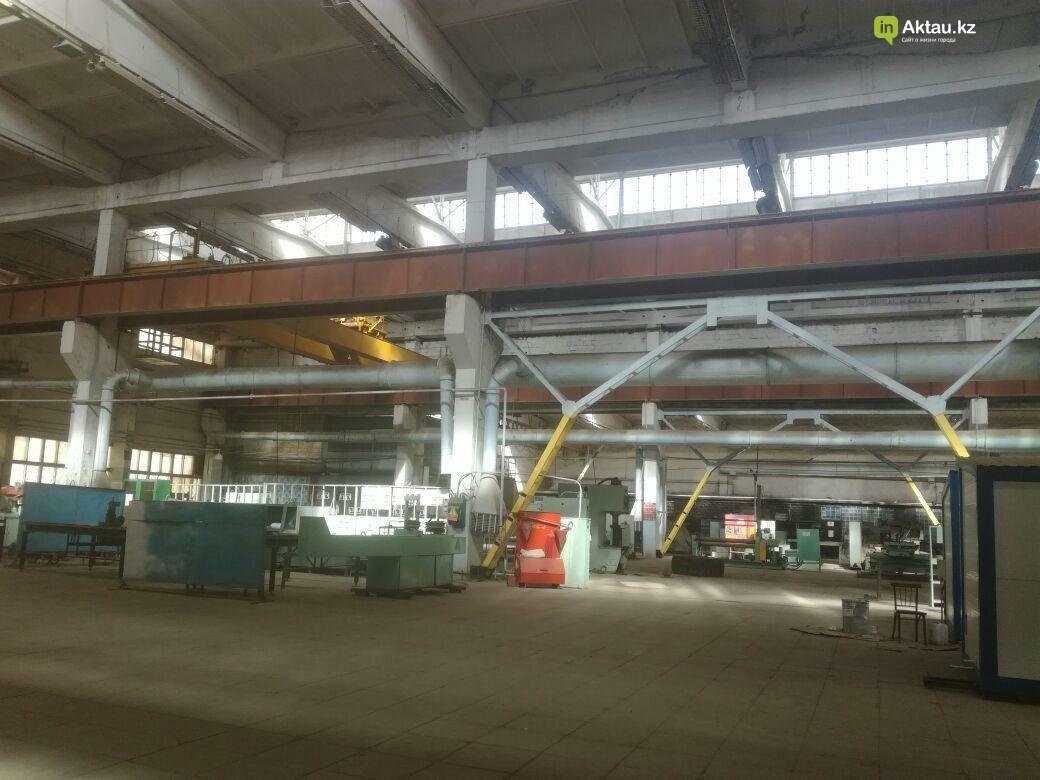 В Актау открылся Индустриальный парк для предпринимателей (Видео), фото-8