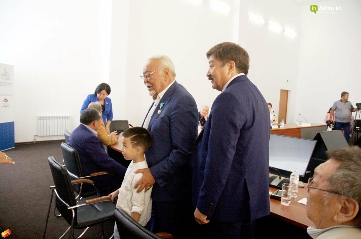 В Актау прошла пресс-конференция театрального фестиваля с участием Асанали Ашимова (Видео), фото-1
