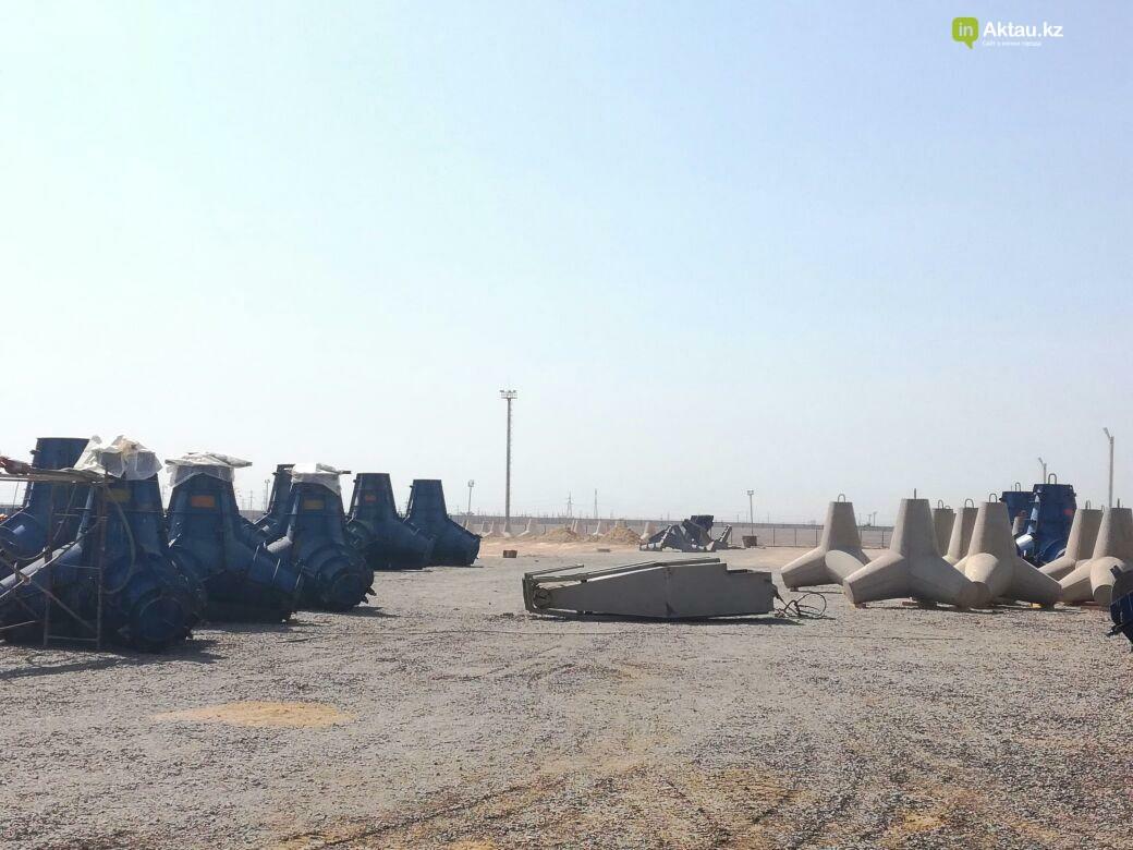 """В СЭЗ """"Морпорт Актау"""" открылся завод за 800 млн тенге (Видео), фото-2"""