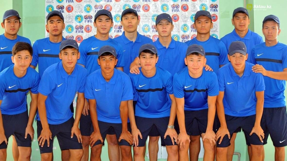 Дети футбольных центров РК получили экипировку на 3,5 миллиона евро, фото-3