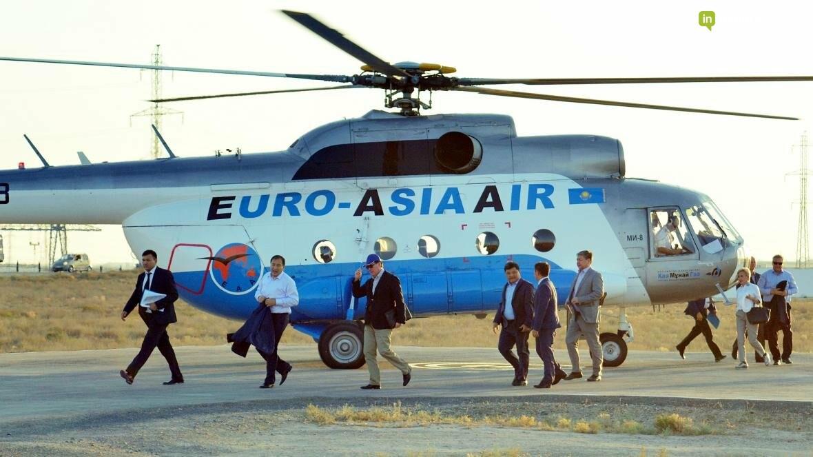 Первый заместитель премьер-министра Казахстана Аскар Мамин посетил Мангистау (Видео), фото-1