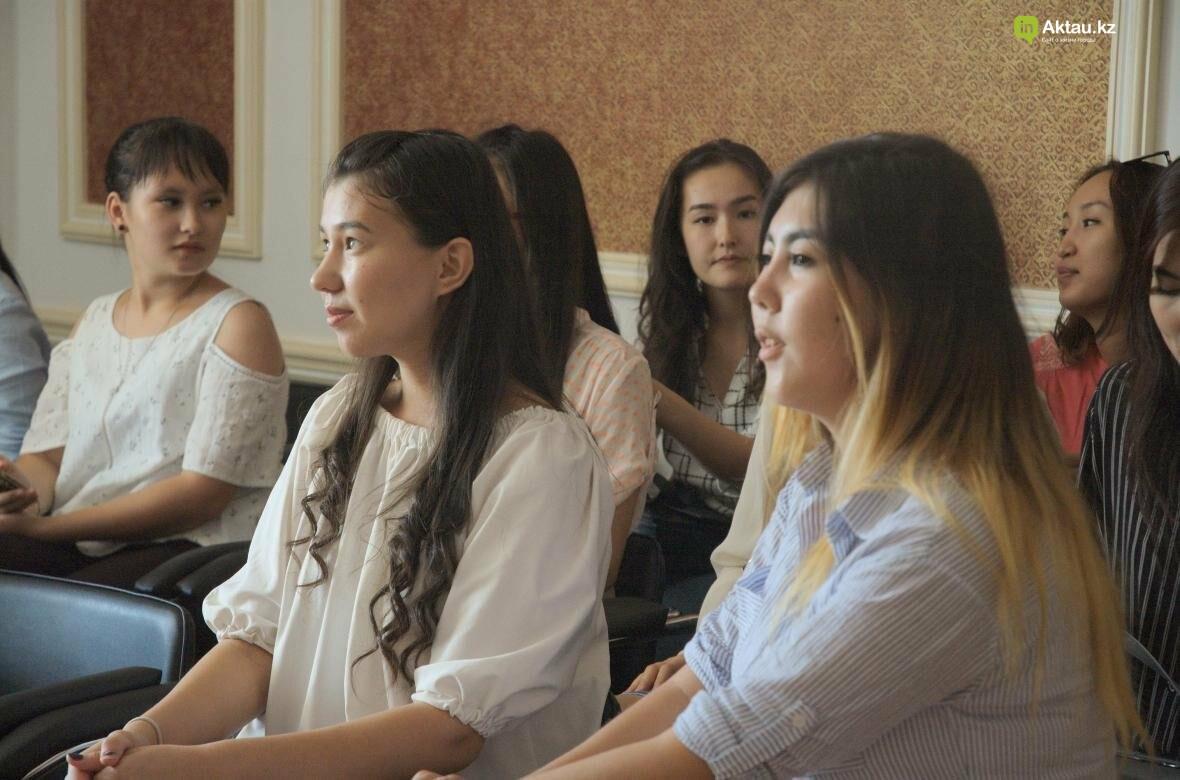 В Мангистау проведут разъяснительные работы по переходу казахского языка на латиницу (Видео), фото-1