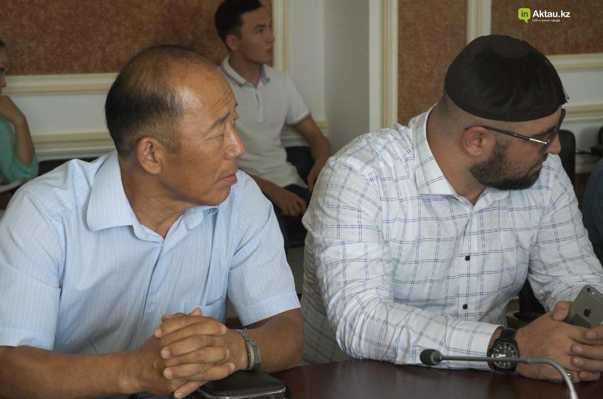 В Мангистау проведут разъяснительные работы по переходу казахского языка на латиницу (Видео), фото-2