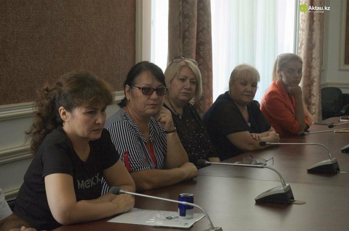 В Мангистау проведут разъяснительные работы по переходу казахского языка на латиницу (Видео), фото-6