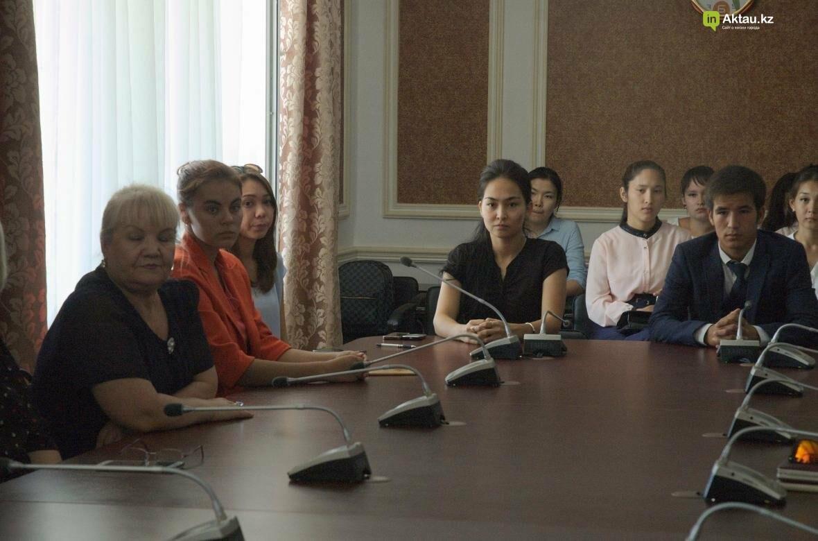 В Мангистау проведут разъяснительные работы по переходу казахского языка на латиницу (Видео), фото-5