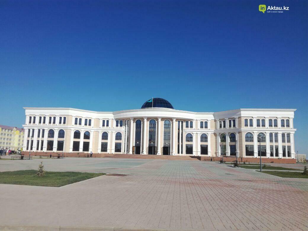 """Вместо """"Aktau Open Fest""""  в  Актау стартовал Международный молодежный форум, фото-4"""
