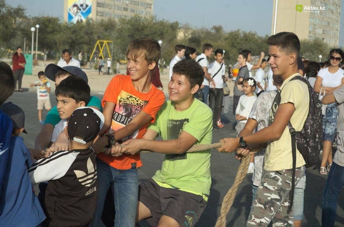 Молодежь Актау выпила шубат на скорость (Видео), фото-4