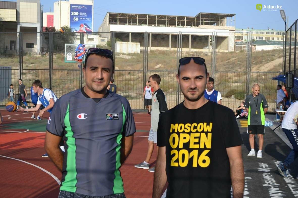 13 команд участвовали в турнире по баскетболу в рамках Дня города Актау, фото-1
