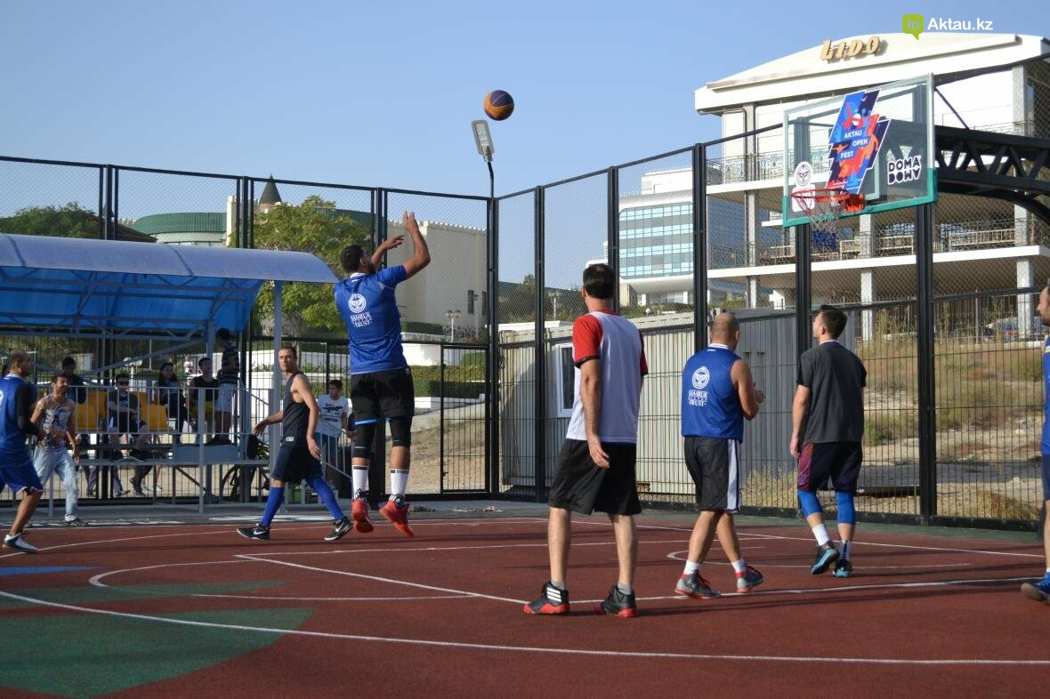 13 команд участвовали в турнире по баскетболу в рамках Дня города Актау, фото-3