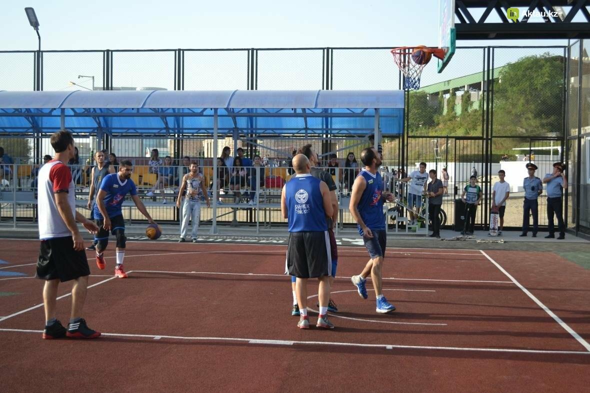 13 команд участвовали в турнире по баскетболу в рамках Дня города Актау, фото-4