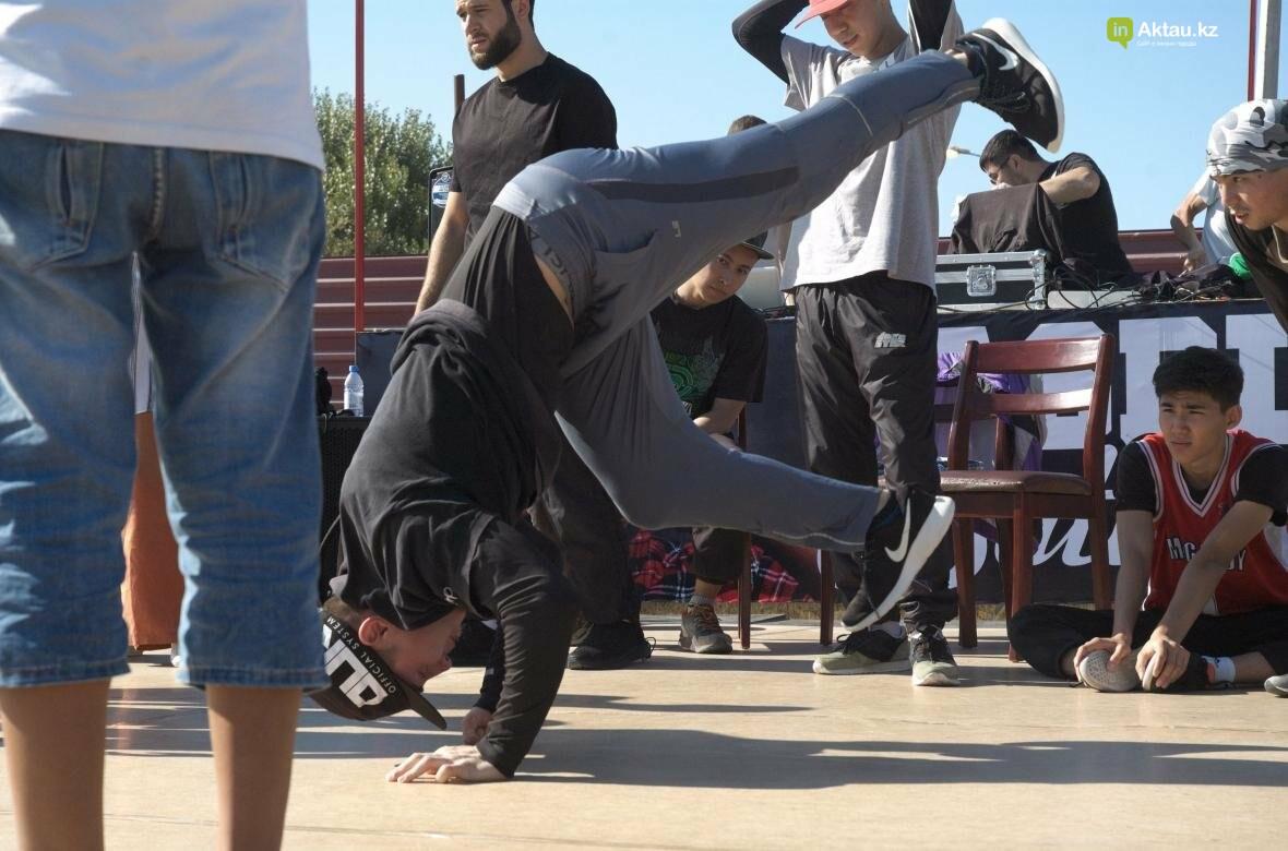 Казахстанские брейкдансеры боролись за звание лучших в Актау (Фото), фото-3