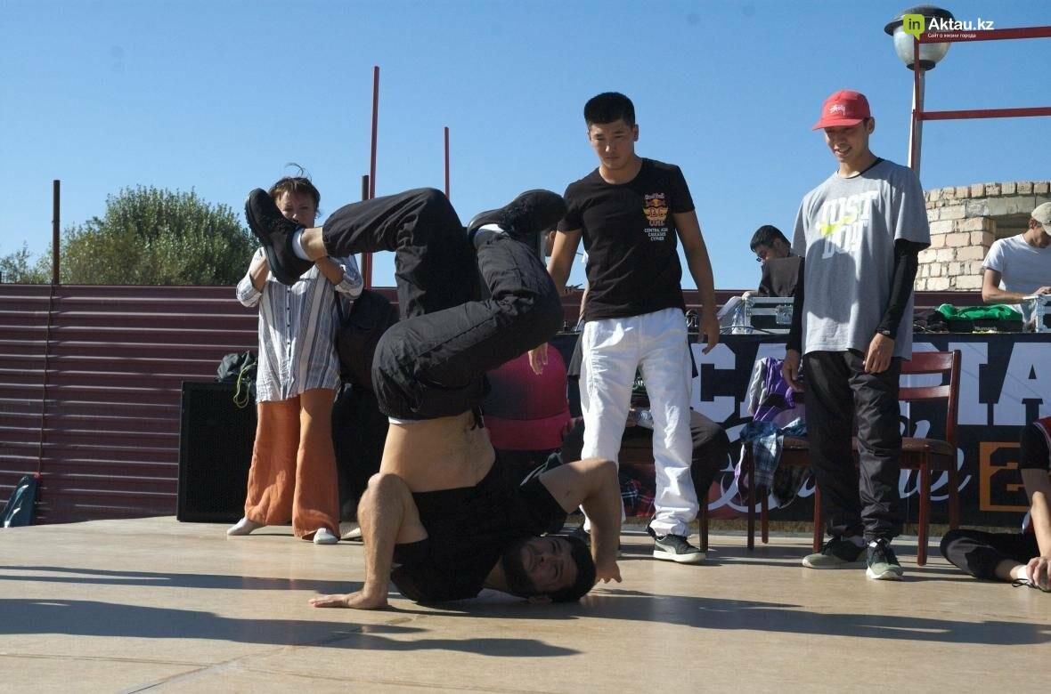 Казахстанские брейкдансеры боролись за звание лучших в Актау (Фото), фото-8