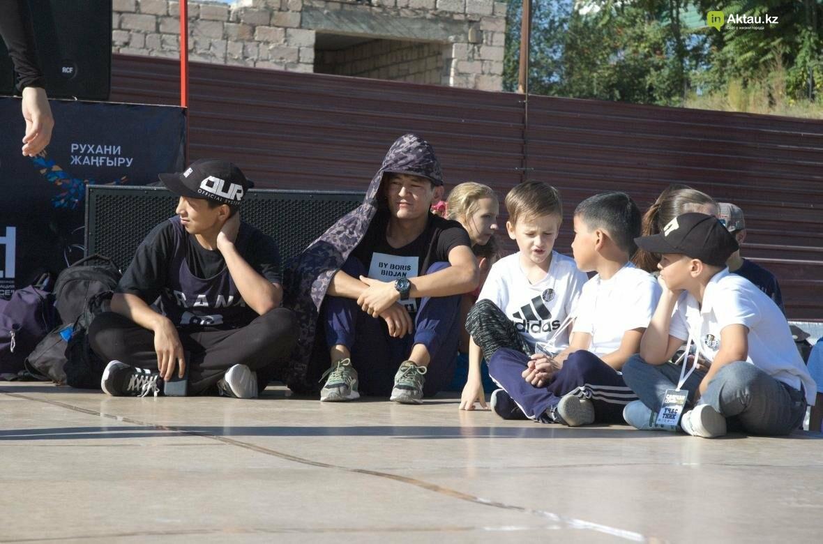 Казахстанские брейкдансеры боролись за звание лучших в Актау (Фото), фото-21