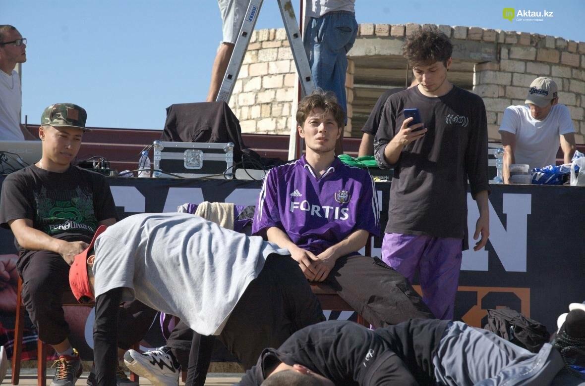 Казахстанские брейкдансеры боролись за звание лучших в Актау (Фото), фото-24
