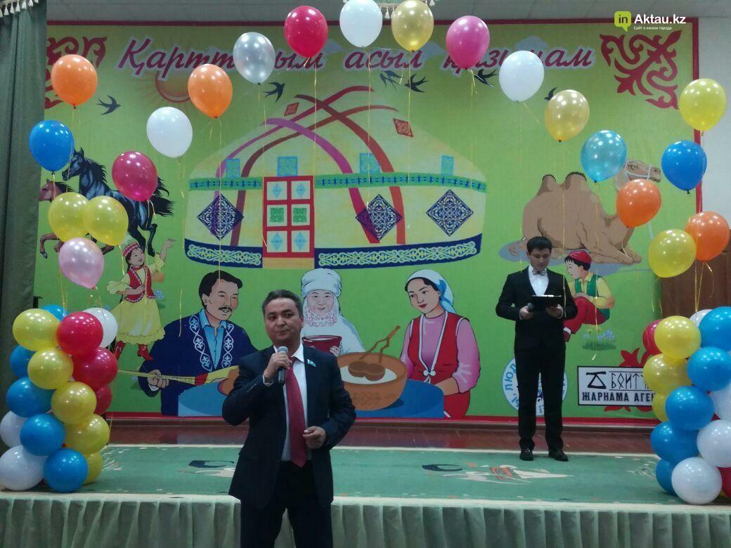 Госслужащие Актау провели благотворительную акцию для пожилых, фото-5