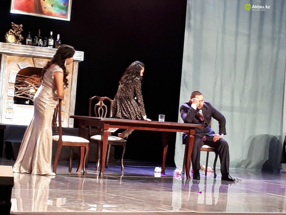"""Зрителям Актау представили премьеру спектакля """"Продайте мужа"""" (Фото), фото-5"""