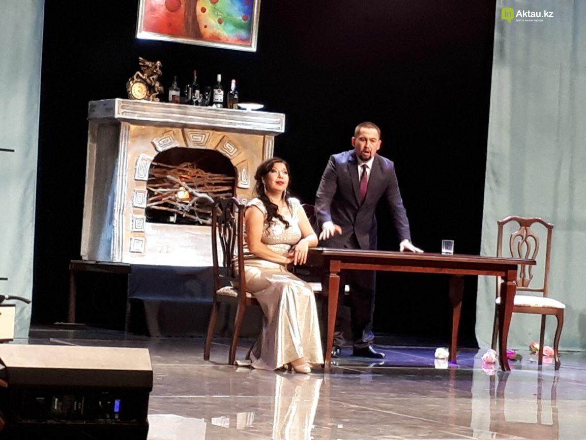 """Зрителям Актау представили премьеру спектакля """"Продайте мужа"""" (Фото), фото-7"""