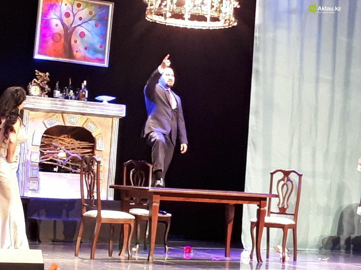 """Зрителям Актау представили премьеру спектакля """"Продайте мужа"""" (Фото), фото-6"""