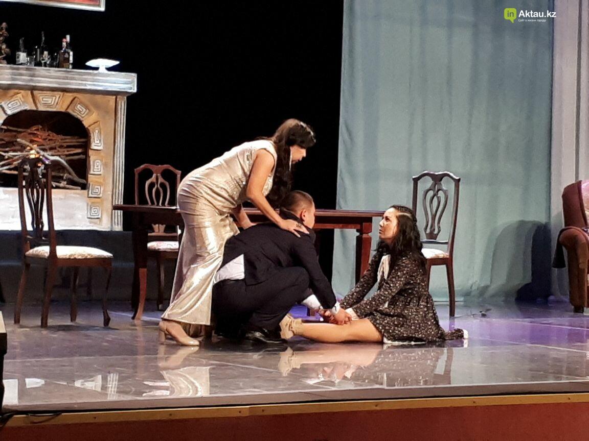 """Зрителям Актау представили премьеру спектакля """"Продайте мужа"""" (Фото), фото-4"""